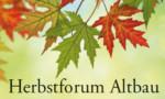 Herbstforum Altbau